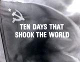 Los martes, cine e historia. Diez días que estremecieron al mundo